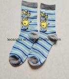 Hot Sale Lovely Children Cartoon Socks Cartoon Tube Socks