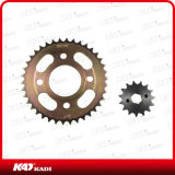 Motorcycle Spare Parts Sprocket Kit for Motorcycle Cg125