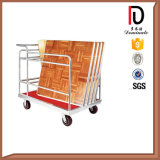 High Quality Movable Metal Dance Floor Trolley
