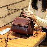 2017 PU Leather Mini Handbag Simple Popular Crossbody Bag Hcy-3150