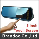 5 Inch Touch Screen Car Monitor Car Mirror View Mirror