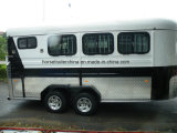 3 Horse Trailer/Horse Float with Good Quality (OEM Accepted)
