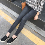 2017 New Comfortable Lady′ S Fashion Summer Jeans