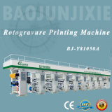 High Speed 8 Colors Rotogravure Printing Machine with Good Price