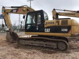 Working Condition Used Japan Excavator 320d for Sale