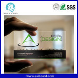 Plastic Cards Transparent Clear Plastic Business Card Printing