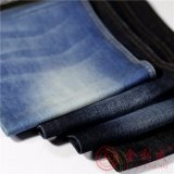 Qm3518A Cotton Polyester Denim Fabric for Fashion Jeans