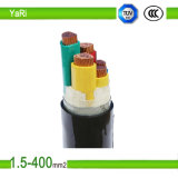 AC/Cu Conductor Multicore XLPE Insulated PVC Sheath Power Cable