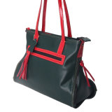 Fashion Genuine Leather Handbag (EF101538)