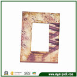 Patterned Wooden Picture Frame for Promotional Gift