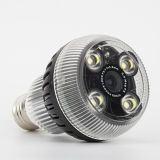 HD WiFi Camera Smart LED Bulb Via APP Monitor Surveillance