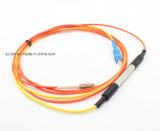 Mode Conditioning Fiber Optic Patchcord with Sc LC Connectors
