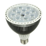 Dimmable Fins LED PAR38 12X1w E27 Spotlight Lampen