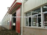 Steel Structure Building for Workshop/ Warehouse/Villia