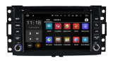 Hualingan Auto GPS Navigation for Hummer H3 Android DVD Player