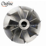 High Precision Investment Casting Pump Impeller