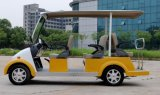 Cheapest Popular 6 Seater Classical Electric Sightseeing Bus Made in China