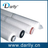 FDA Approved Material PVDF Pleated Cartridge Filter
