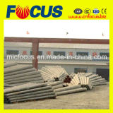 6m-25m Concrete Pole Production Line with Steel Mould
