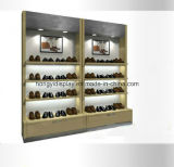 Shoes Shop Wall Display Shelf for Exhibition