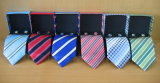 Men′s Fasgion Micro Poly Tie with Gift Box