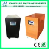 48VDC 220VAC 3000W Home UPS Pure Sine Wave Inverter (QW-LF300048)