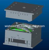 Plastic Injection Mould for Tubular Connecter (WSMOULD-V78)