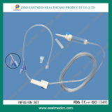 Disposble Infusion Set with Needle Free Injection