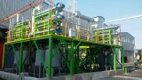 Latest Waste Tire Recycling Machine to Pyrolysis Oil