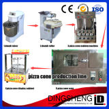 Hot Sale Automatic Stainless Steel Cone Pizza Machine