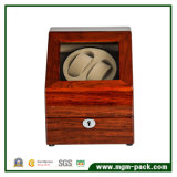 High Quality Solid Wooden Finishing Watch Winder for Sale