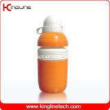 Plastic Sport Water Bottle, Plastic Sport Bottle, 530ml Plastic Drink Bottle (KL-6547)