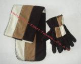 Polar Fleece Cap/Anti-Pilling Polar Fleece Set/Warm Set (DH-PPI5142)