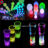 Wedding Party Banquet Bar Night Club Plastic LED Lighting Glass Cup