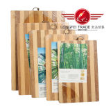 Custom Bamboo Vegetable Cutting Board