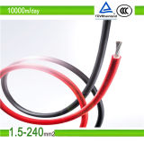 TUV Approved PV1-F DC 4mm2 6mm2 10mm2 Electric DC Solar Cable