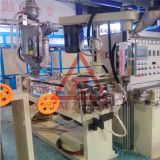 Plastic Extruder Line Copper Sheathing Machine