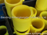 OEM Plastic Injection Parts with Yellow Color