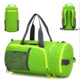 Travel Bags Barrel Shape with Shoulder Strap
