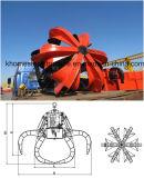 Steel Plant Electric Crane Grab Bucket