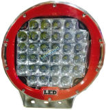 105W LED Spotlight Quality Products 35pcsx5w/PCS, LED Headlight Made in China