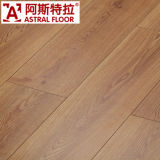Plywood Pressed Mould Laminate Flooring with AC3, AC4 (AM1606)