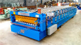 Roof Metal Forming Double Layer Corrugated Sheet Machine