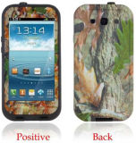 Camouflage Waterproof Cover Case for Samsung S3