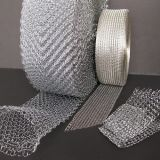 Knitted Wire Mesh for Gas and Liquid Filterv (Stainless Steel, Galvanized, Plastic)