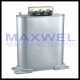 Zn-Al Complexed Metallized Film AC Power Capacitor