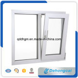 UPVC/PVC Window/Anti-Theft Window/Fixed Window with Hollow Glass