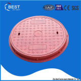 Round 700 FRP/GRP Composite Rain Water Grate Manhole Covers