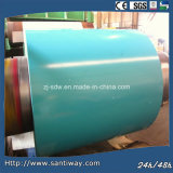 Stw Low Price Color Coated Steel Coil Sheet