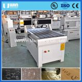 Small Size Soft Metal Wood Cutting CNC Router Cut Machine